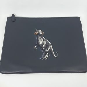 NWT Coach X Star Wars Large Pouch with Tauntaun